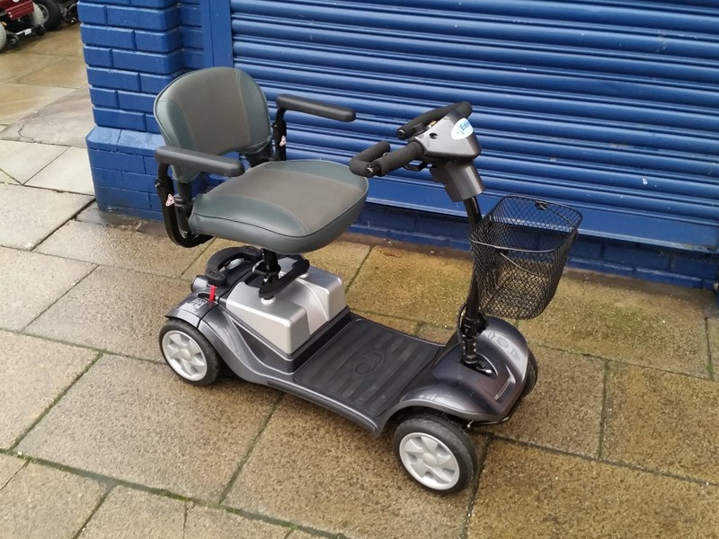 Kymco Mini LS Grey