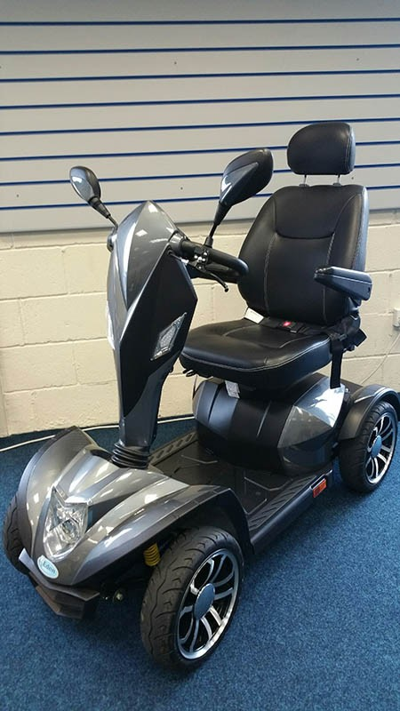 Drive Cobra Grey | Pre-Owned Mobility Scooter | Finance Available!