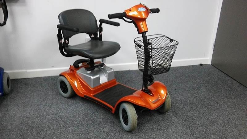 Kymco Mini  Orange