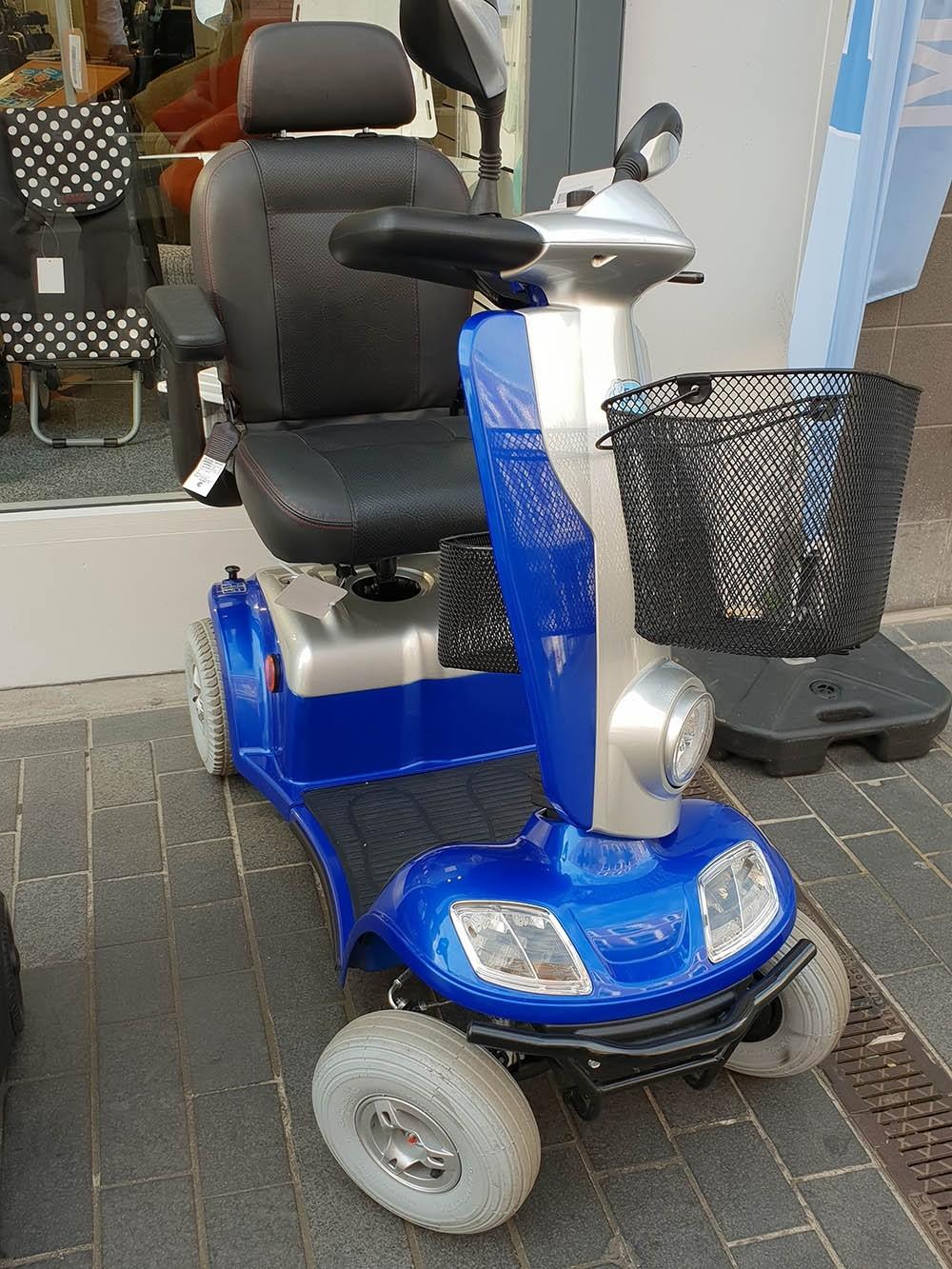 Kymco Mini XLS Blue