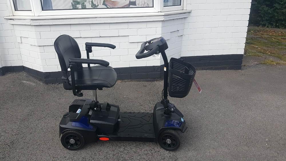 Drive Medical Scooter Black