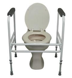 Extra Wide Toilet Surround