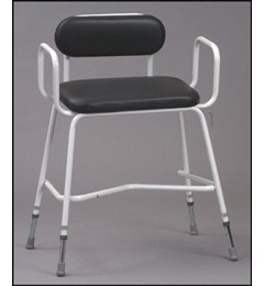 Extra Wide Perching Stool