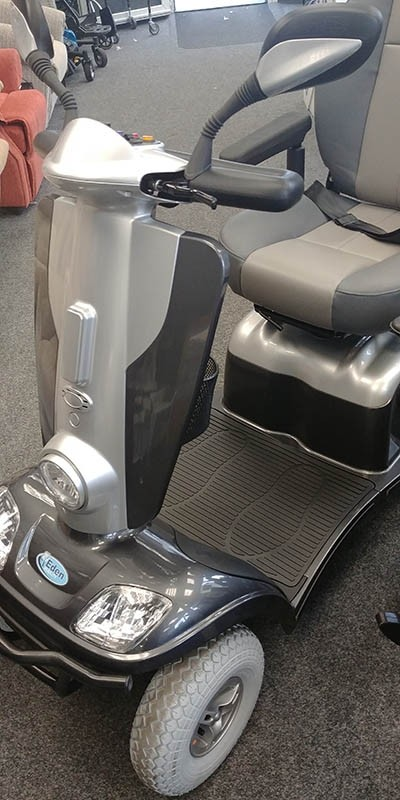 Kymco Maxi XLS Grey