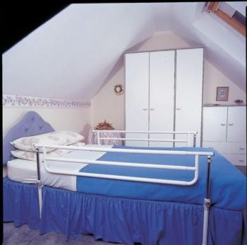 Adjustable Cot Sides