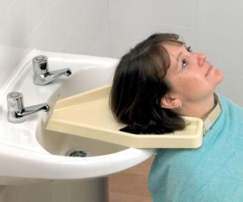 Hair Wash Tray