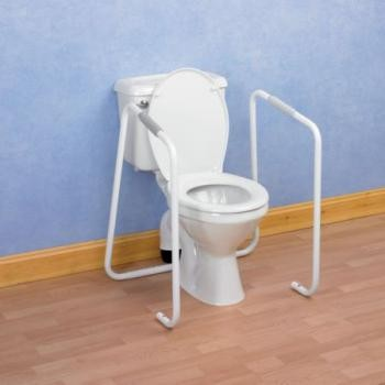 Sutton Toilet Surround Rail