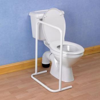 Half Surrey Toilet Rail