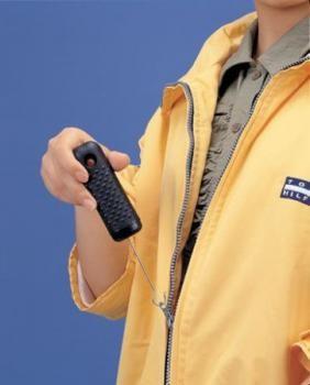 Zip Puller with Built-Up Handle