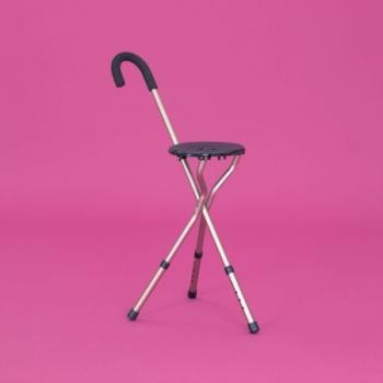 Height Adjustable Stick Seat