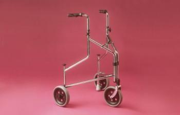 Three-Wheeled Rollator