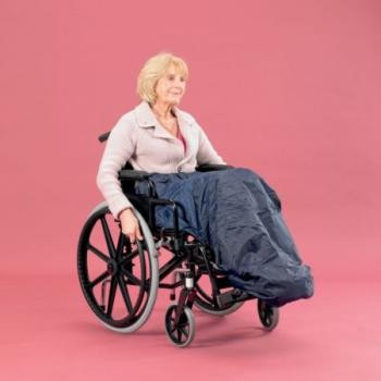 Deluxe Wheelchair Apron