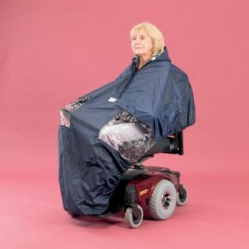 Deluxe Powerchair Cape