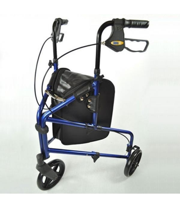 Compact Aluminium Tri Walker