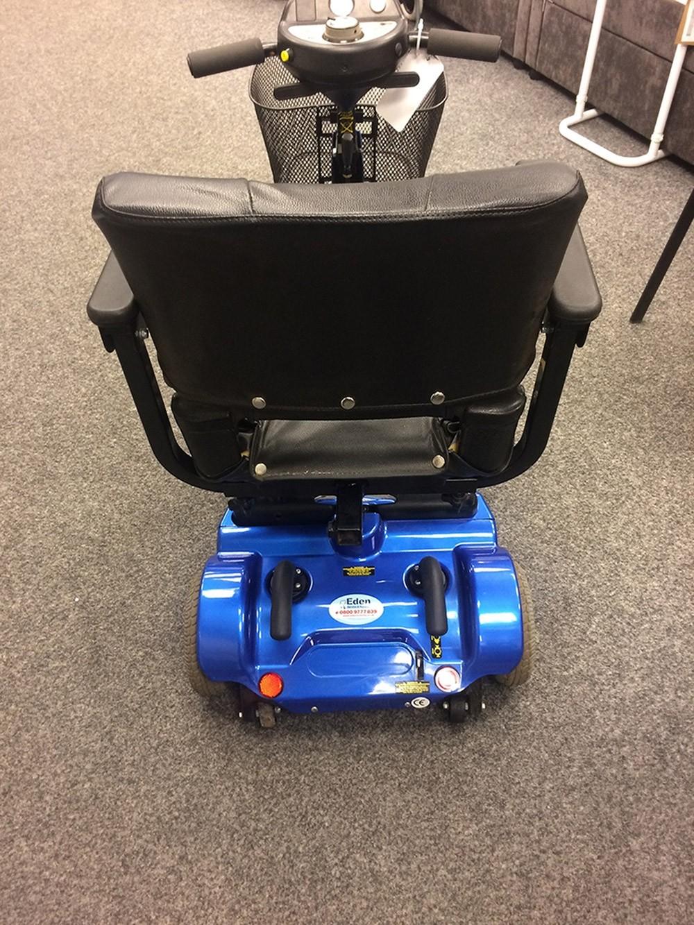 Bootmaster Plus Blue