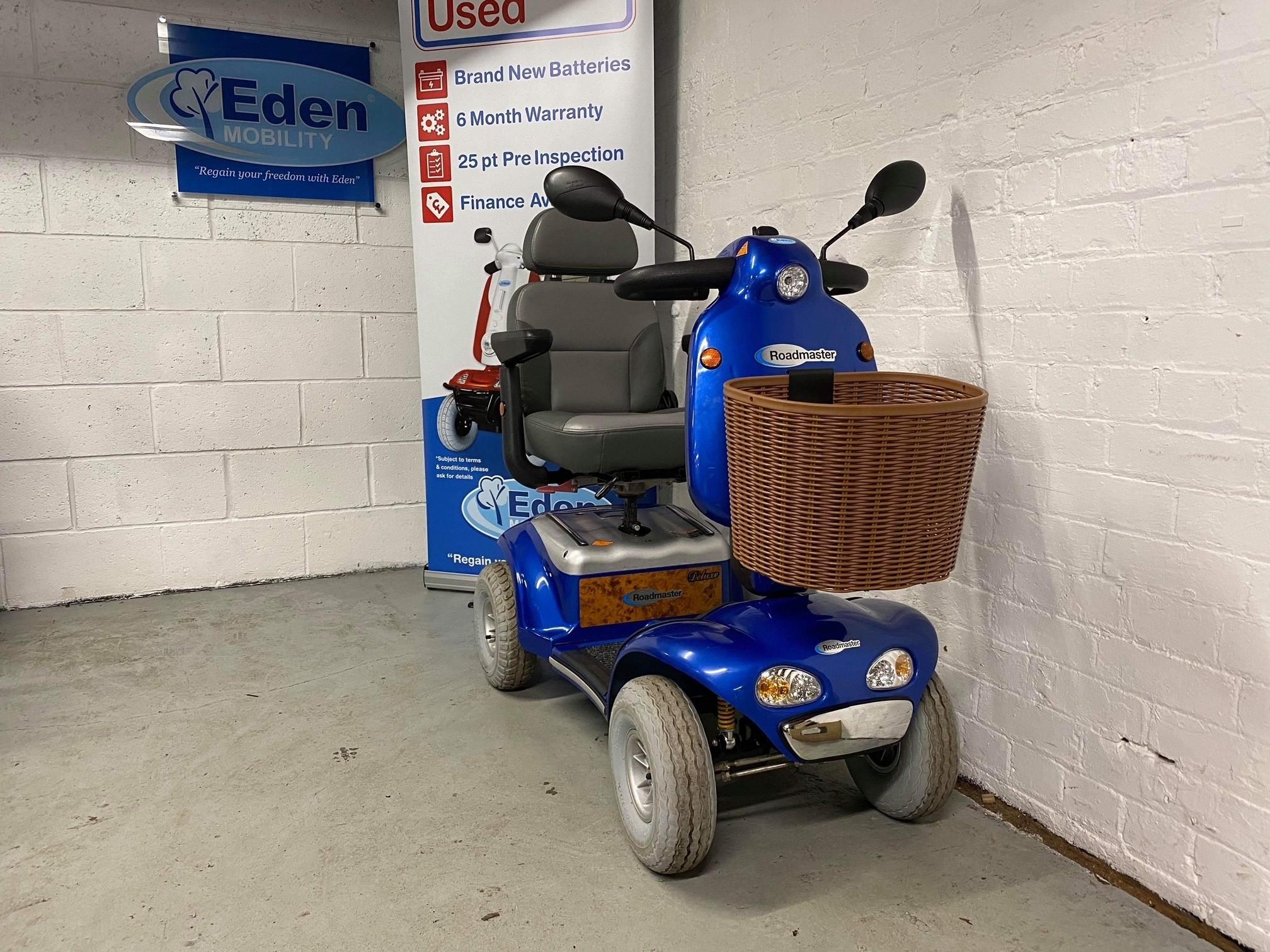 Roma Roadmaster Cadiz Blue