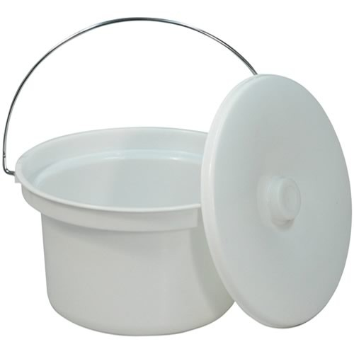 Replacement Commode Bucket (Upholstered Commode)