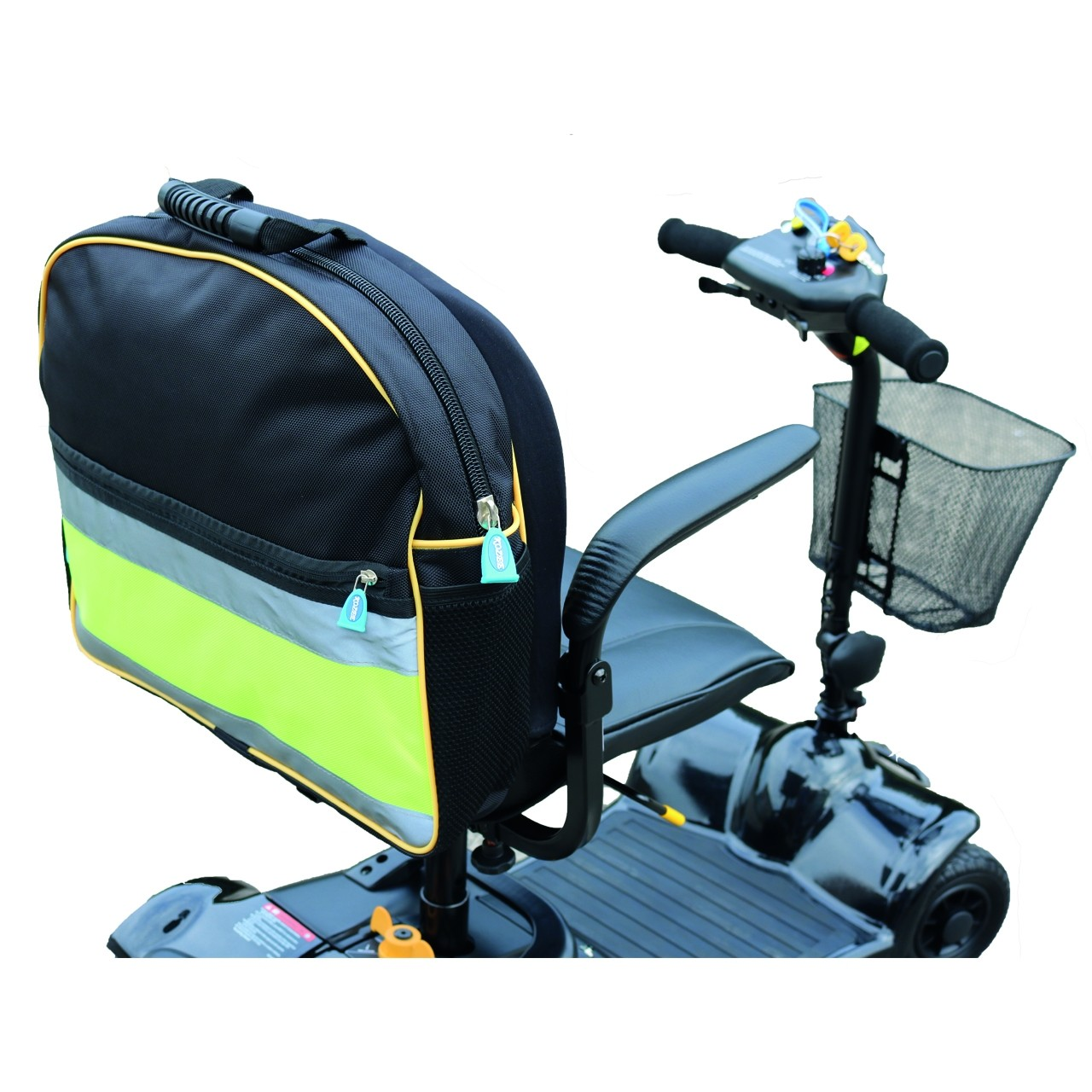 Deluxe Boot Scooter Bag