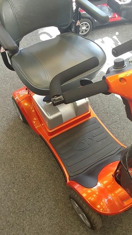 Kymco Mini S For U Orange