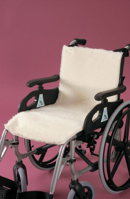 Cushion Wheelchair Fleece