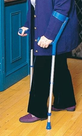 Comfort & Style Crutches