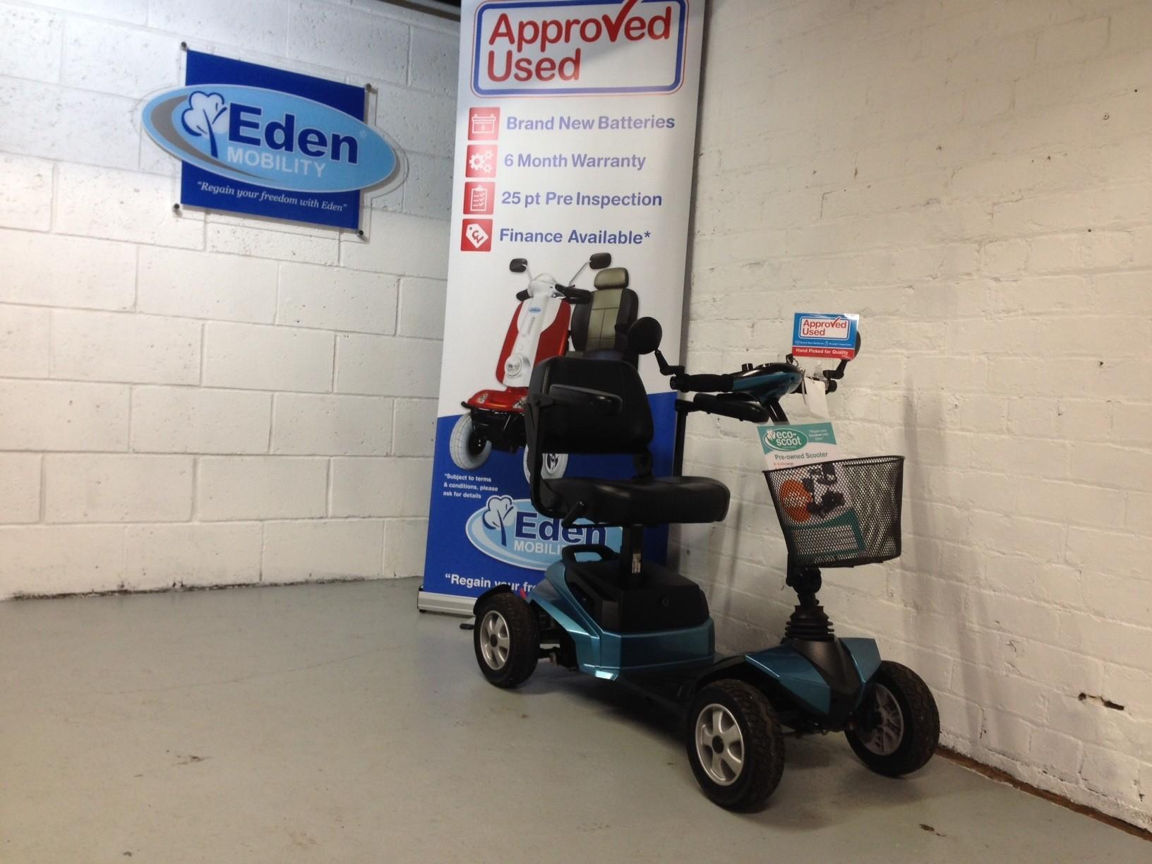 Eden Eco Boot Teal