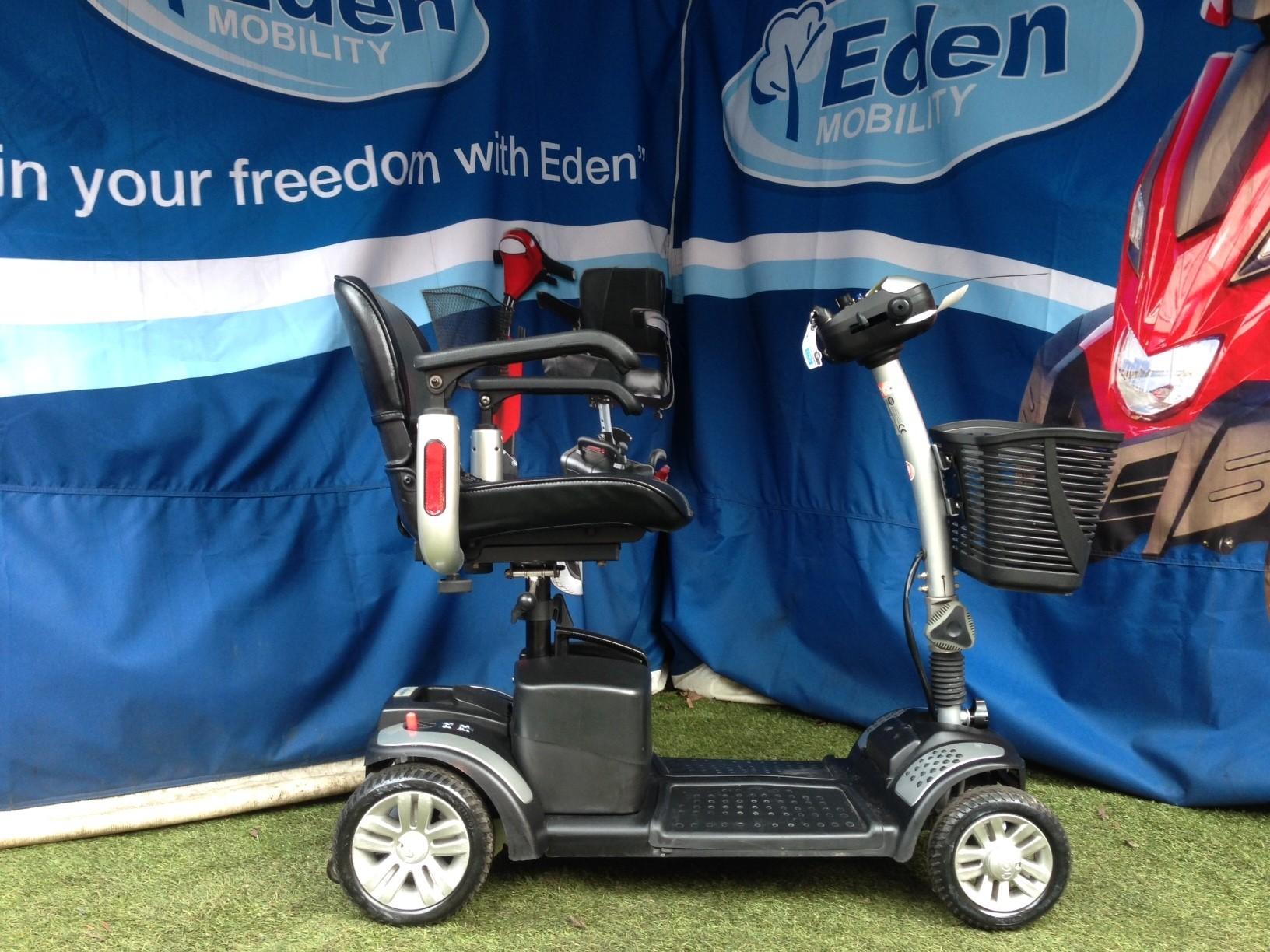 Eden Eco Boot Silver