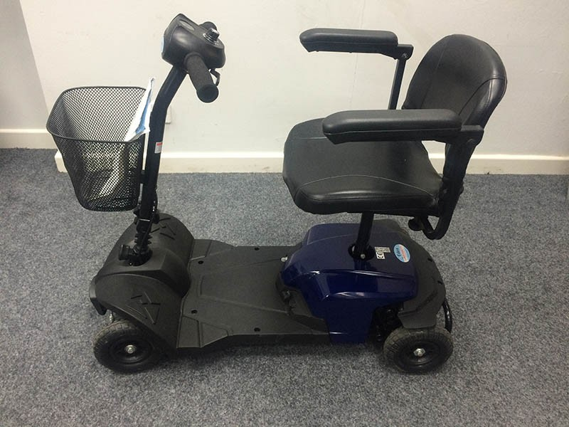 Careco Scooter Blue