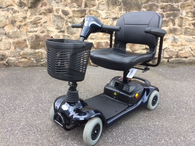 Invacare Lynx Pre Owned Mobility Scooter Finance