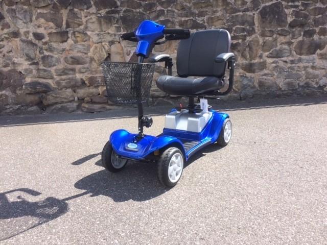 Kymco Mini LS Blue