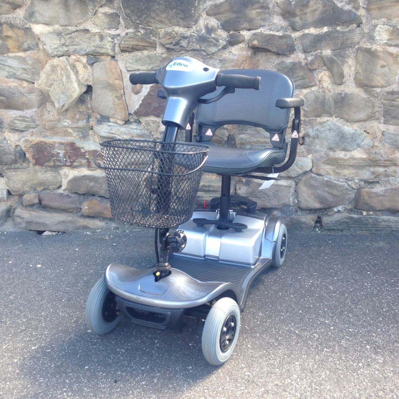 Kymco Boot Plus Grey