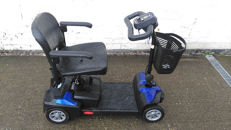 Drive Scooter Blue