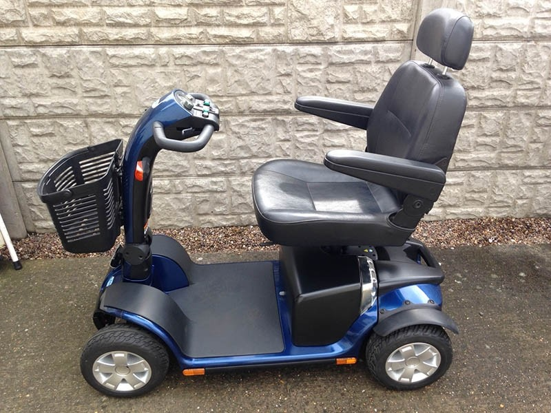 37a098ee Pride Colt Sport Blue | Pre-Owned Mobility Scooter | Finance Available!