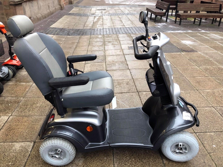 Kymco Maxi Xls Grey In Rotherham