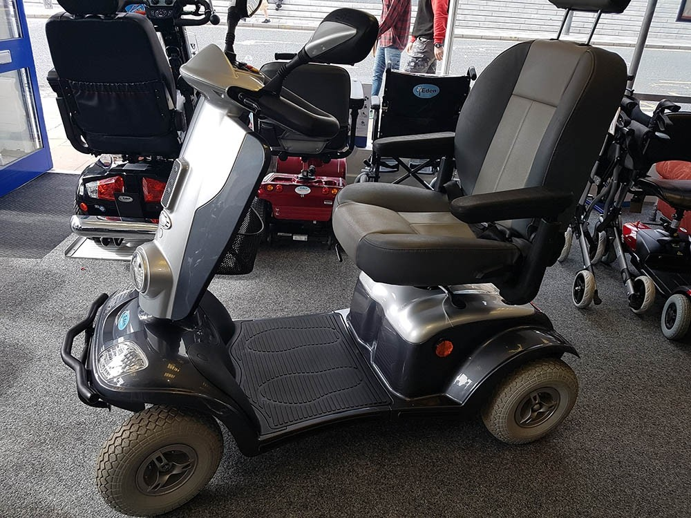 Kymco Maxi XLS Grey | Pre-Owned Mobility Scooter | Finance