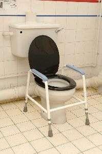 Child Toilet Frame