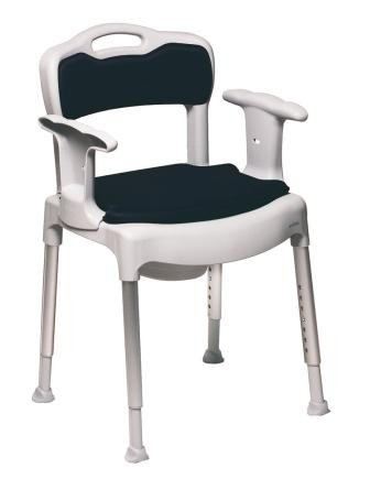 4 in 1 Shower Commode Chair