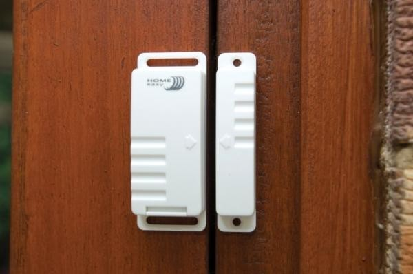 Remote Control Window/Door Switch
