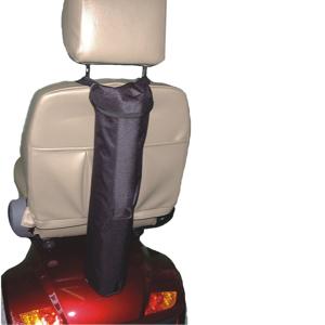 Scooter Oxygen Bottle Carrier