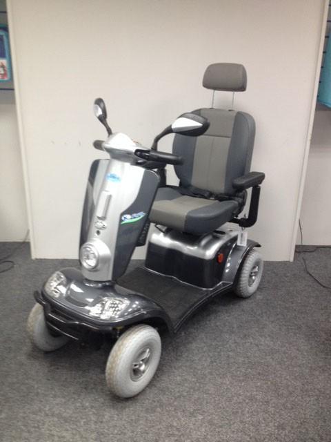 Kymco Maxi XLS 4wheel