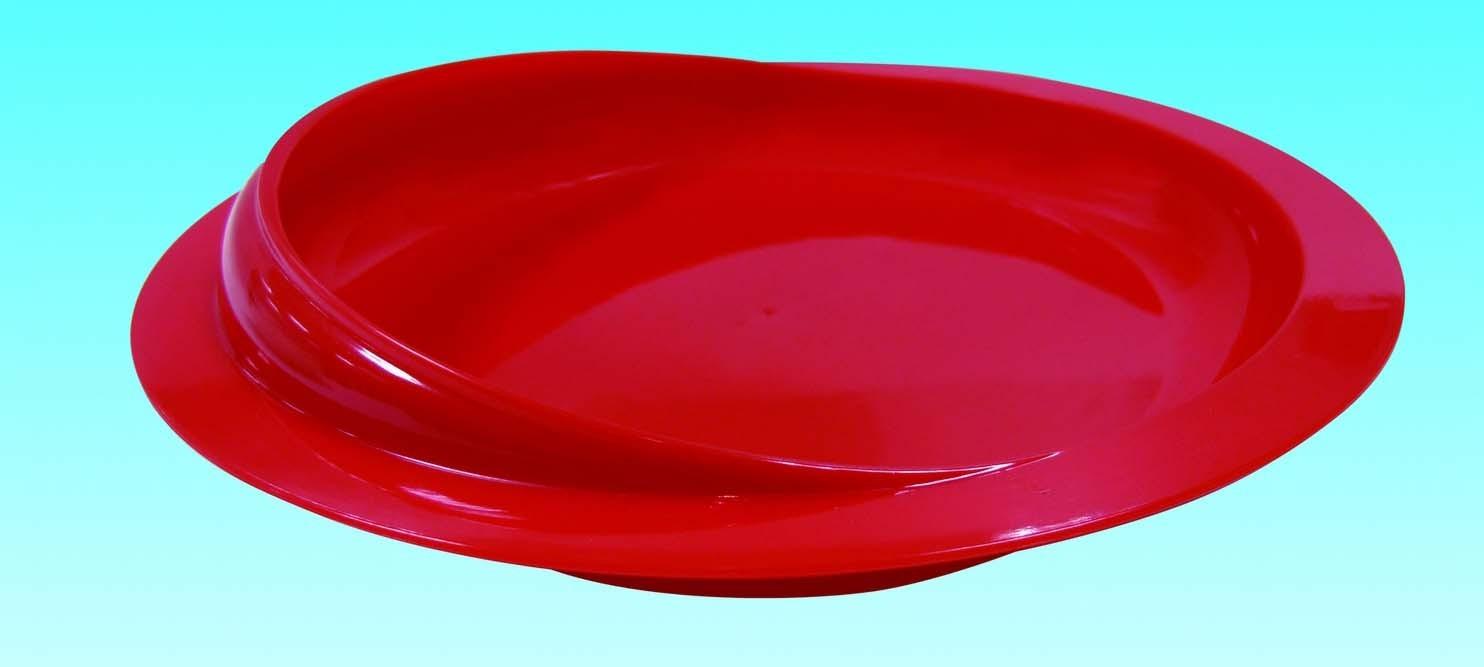 Scoop Dish - Red