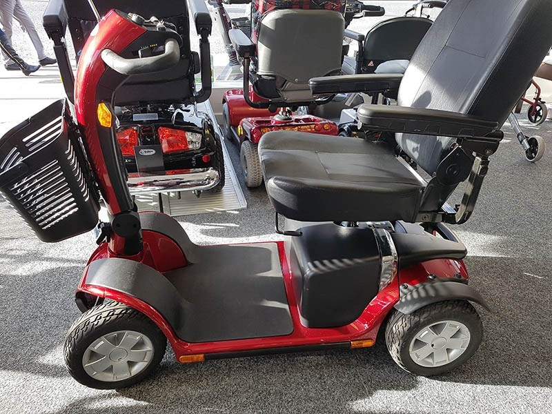 a640da69 Pride Colt Sport Red | Pre-Owned Mobility Scooter | Finance Available!