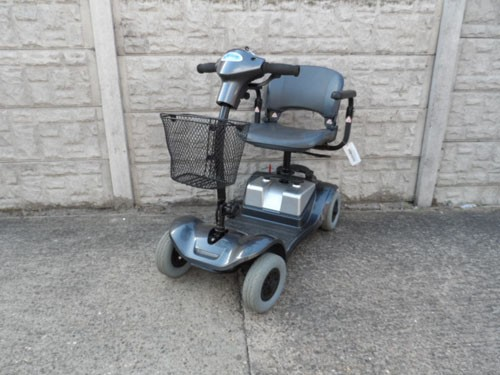 Kymco Mini S Foru Grey Pre Owned Mobility Scooter