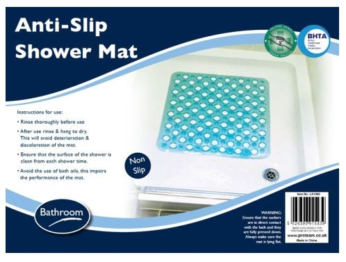 Anti-Slip Shower Mat