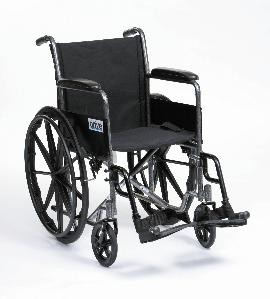 Silver Sport S/P Wheelchair