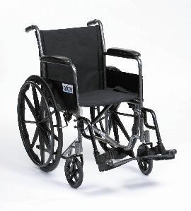 Silver Sport S/P Wheelchair