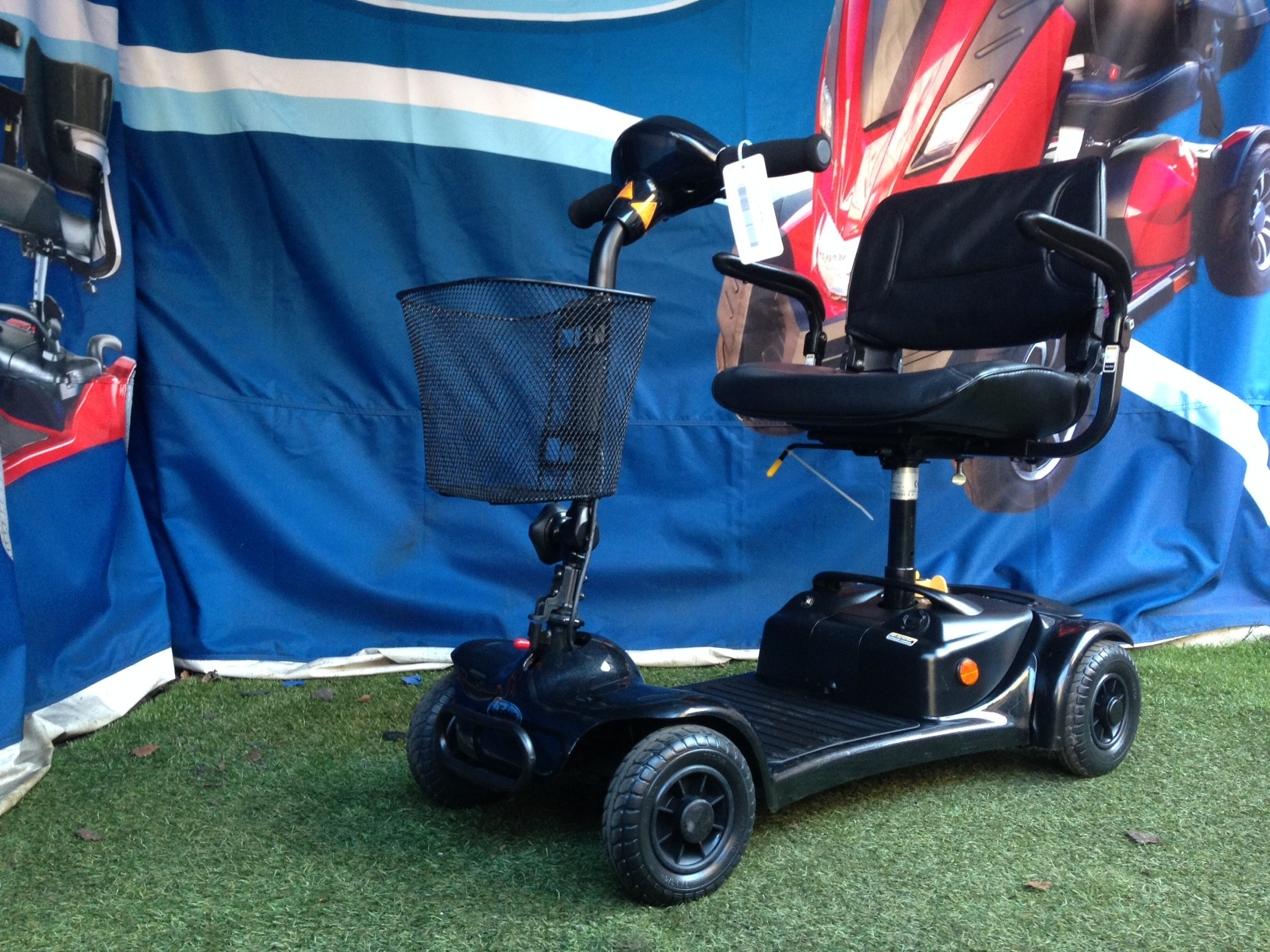 Electric Mobility Bootmaster Plus Black