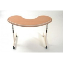 Kidney Over Chair Table