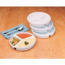 Partitioned Scoop Dish