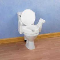 Enterprise Raised Toilet Seat